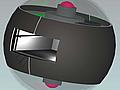 I-Ball, die Granatenkamera fürs Schlachtfeld der Zukunft
