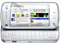 Nokia N97 mit Touchscreen, QWERTZ-Tastatur, GPS und 32 GByte
