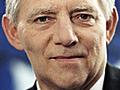 Datenschutzgesetz: Schäuble will Wirtschaft schonen