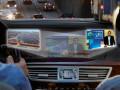 Mercedes SplitView - zwei Programme auf einem Bildschirm