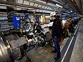 CERN veröffentlicht Fotos vom beschädigten LHC