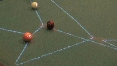 Digitally Assisted Billiards (Foto: Georgia Tech)