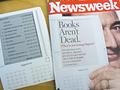 Buchhandel: E-Books setzen gedruckte Bücher unter Druck