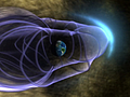 Nasa-Satelliten entdecken riesiges Loch im Erdmagnetfeld