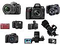 Digitalkameras 2009: Profifunktionen für die Mittelklasse