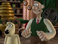 Wallace & Gromit feiern Screenshotpremiere