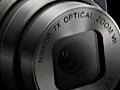 7fach-Zoom in kleiner Kompaktkamera