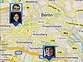 Google Latitude weiß, wo deine Freunde sind
