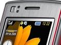 S8300 Ultratouch: Touchscreenhandy mit 8-Megapixel-Kamera