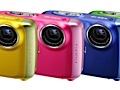 Wasserdichte Spaßkamera von Fujifilm