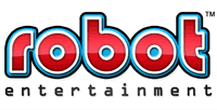 Das Logo von Robot Entertainment