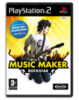 Magix Music Maker Rockstar PS2