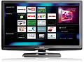 Philips präsentiert internetfähige Fernseher