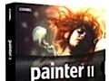 Corel Painter 11: Bessere Pinsel für die Malsoftware