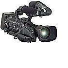 JVC-Profi-Videokamera speichert auf SDHC und SxS