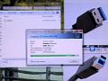 Wireless USB und USB 3.0 mit 170 MByte/s vorgeführt