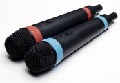 Wireless-Singstar-Mikrofone