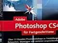 Weitere kostenlose Videolektionen für Photoshop CS4