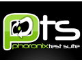 Phoronix Test Suite 1.8 mit GUI
