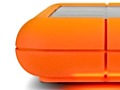 Strapazierfähige Festplatte in Gummihülle