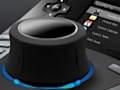 3D-Maus mit Farbdisplay und E-Mail-Empfang