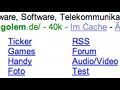 Google baut seine Suchergebnisse um