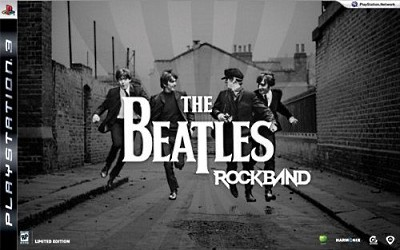 The Beatles: Rock Band - Bild des 'Limited Edition Premium Bundle'
