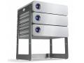 Erweiterbares NAS mit eSATA und Active Directory