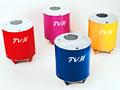TVBE+: Tönnchen-PC für Wohnzimmer und Arbeitsplatz