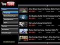 Youtube XL - für den großen Bildschirm