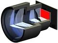 Fraunhofer-Forscher entwickeln stromsparenden Minibeamer