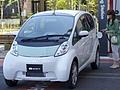i-MiEV - Mitsubishis elektrischer Kleinwagen