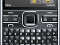 Nokia E72 mit Minitastatur und 5-Megapixel-Kamera
