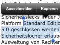 Test: iPhoneOS 3.0 - langsam wird's
