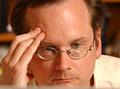 """Lawrence Lessig: """"Wir machen unsere Kinder zu Terroristen"""""""