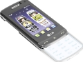 LG GD900 Crystal: Handy mit transparenter Touch-Tastatur