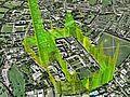 Cambridge: Fußgänger und Radfahrer sammeln Schadstoffdaten