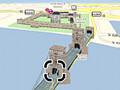 Nokia Maps 3.0 mit Satelliten- und 3D-Ansicht