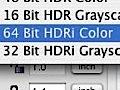 Scannersoftware archiviert Kratzer- und Staub-Daten separat
