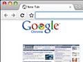Chrome mit neuen neuen Tabs