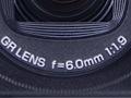 Ricoh GR Digital III: 28-mm-Weitwinkel mit F1,9