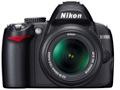 Nikon D3000: Einsteiger-SLR ohne Videofunktionen