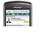 Xing-Anwendung für Blackberry