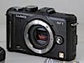 Bilder einer neuen Micro-Four-Thirds-Kamera aufgetaucht