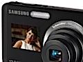 Egotrip für Fotografen: Digitalkameras mit zwei Displays