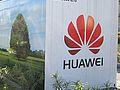Huawei gewinnt in Europa und USA Marktanteile