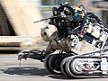 Bärenroboter unterstützt das Militär