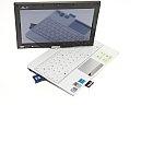 Test: Eee PC T91 - ein Tablet-Netbook für den Couchsurfer