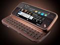 Nokia zeigt das Touchscreen-Smartphone N97 Mini