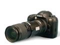 Objektivadapter macht Nikon-Kameras nachtsichttauglich